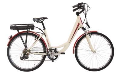E-bike VENTO REAR lady 26""